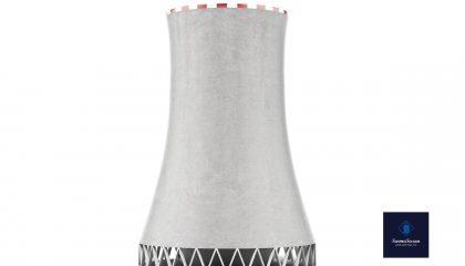 شکل برج خنک کننده هسته ای